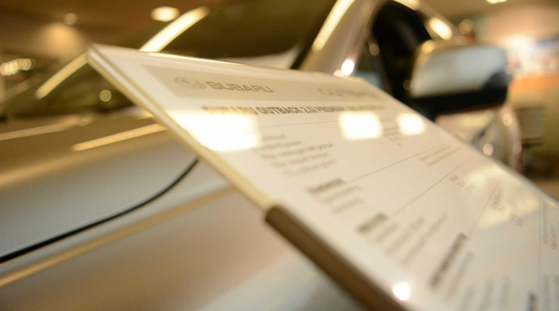 Automotive Tax Services